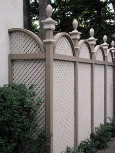 www.preventivehom... has some tips and advice on choosing the right type of fencing for your home.