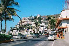 mazatlan mexico | The old Mazatlan & Olas Altas Beach.