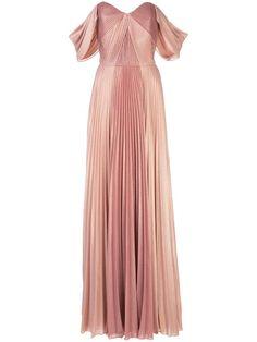 Designer Evening Dresses, Women's Evening Dresses, Vintage Evening Gowns, Vintage Gowns, Pink Midi Dress, Prom Dress, Elegant Dresses For Women, Column Dress, Types Of Dresses