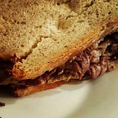 #pastrami #pistabá #food #foodporn #sandwich