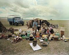Portraits of China's People (and Their Possessions)