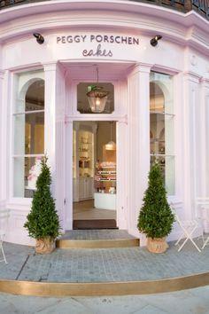 Ruta por Londres: Peggy Porschen Cakes - Whole Kitchen