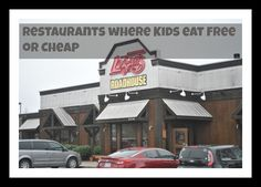 This is a cultivated list of restaurants where kids eat free or at a discounted rate. Southern Food, Southern Recipes, Franchise Restaurants, Fast Food Restaurant, Eat, Tips, Free, Counseling