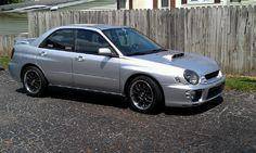 Mine was white and it was so much fun! 2002 Subaru Impreza WRX