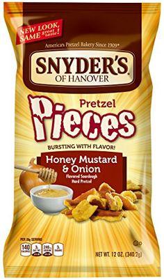 Snyder's of Hanover Honey Mustard & Onion Pretzel Pieces,... http://www.amazon.com/dp/B004NNDDTU/ref=cm_sw_r_pi_dp_SE1pxb0C3XVM0