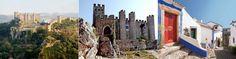 Castelo de Obidos, Portugal