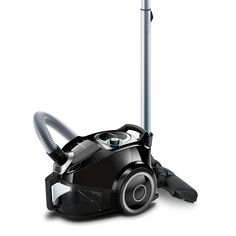 Amazon.de: Bosch BGS4330 Bodenstaubsauger Runn'n, EEK B (beutellos, SensorBagless Technology, für Allergiker geeignet, platzsparend verstaubar) schwarz