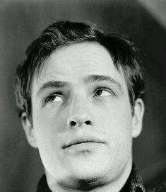 "Marlon Brando, ""he had such great expressions"""