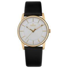 Armbanduhr Gold-Weiß II, 95€, jetzt auf Fab.
