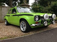FORD ESCORT MK1 COSWORTH