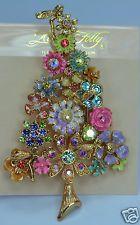 Kirks Folly Fantasia Fairy Flower Christmas Tree Pin Enhancer