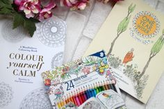 The Adult Colouring Book Trend