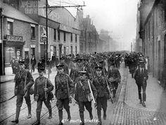 North Staffordshire Regiment, Burton upon Trent World War One, First World, Burton On Trent, Lest We Forget, History Photos, Local History, Derbyshire, Wwi, Vintage Ads