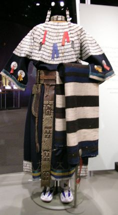 Sioux Cloth Dress. by akseabird, via Flickr
