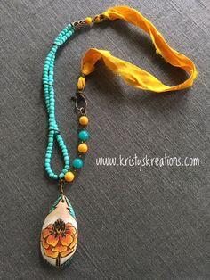 Marigold by Kristy Abner  www.kristyskreations.com