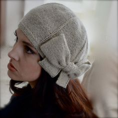 Beau Cloche Hat Pattern  Adorable and Easy by NatalieLarsonDesigns, $4.49