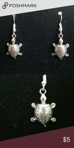 Turtle Turtle earrings Jewelry Earrings