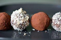 Nom Nom Chocolate Truffles | Nom Nom Paleo