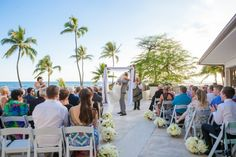 Elegant Halekulani Wedding