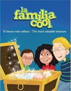 """On the forth review of our book, by Mommy Maestra: """"The illustrations are fun and well-done. They complement the story line in such a way so as to enrich the story, keeping it engaging for young readers. The best part is that this book comes with full text in both English and Spanish making it easier for all members of the family to enjoy.""""   #LaFamiliaCool #BookLaunch #TheMosValuableTreasure #BookTour #FirstBook #BilingualBook #MulticulturalKids #MulticulturalLatinos"""