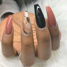 """1,287 Likes, 7 Comments - Ugly Duckling Nails Inc. (@uglyducklingnails) on Instagram: """"Beautiful nails by Ugly Duckling family member and Ambassador @nailsbyquetel  Ugly Duckling Nails…"""""""