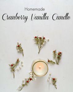 diy homemade candles