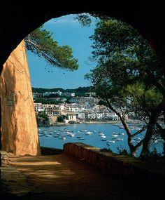 Camí de ronda, Calella de Palafrugell by Costa Brava Pirineu de Girona, via Flickr