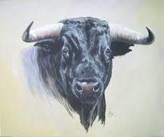 Resultado de imagen de toros painting: