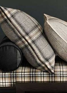 FOCAL POINT STYLING: Moodboard Monday: Gone Mad for Plaid!