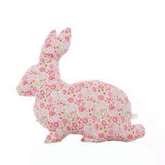 D'Anjo Liberty Rabbit Cushion