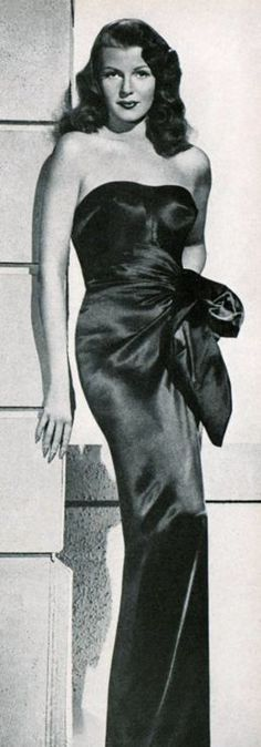 Rita Hayworth in 1946