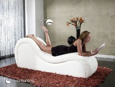 The Venus is a stylish sex chair designed with a gentle curve to increase your pleasure, comfort and intimacy. Living Furniture, Home Decor Furniture, Furniture Design, Country Furniture, Tantra, Sofa Chair, Sofa Set, Sofas Relax, Modern Sofa Designs