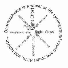 the meaning of the dharma wheel for inquiring minds ✨✨✨