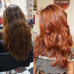 Red Hair, Style Me, Hair Color, Hair Beauty, Long Hair Styles, Hair Ideas, Instagram, Hairstyles, Nails