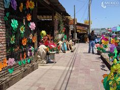 Los Cavazos near Monterrey, Mexico - great place to buy just about anything