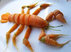 Carrot lobster