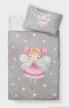 Cotton minky blanket Fairy blanket Gray baby girl blanket