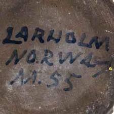 LARHOLM - Norge