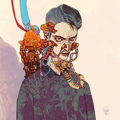 Jakub Rebelka | Concept Art World