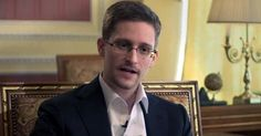"""Edward Snowden: """"Global Warming is an invention of the CIA"""""""
