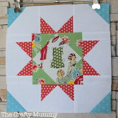 In 2013 I have worked on two Block of the Month quilt projects - a free BOM class from Craftsy and the Modern Blocks QuiltAlong. See all the quilt blocks here.