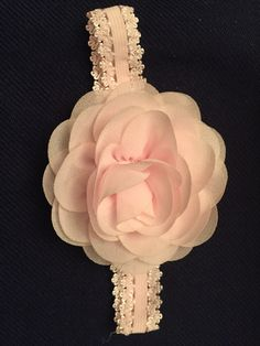 Customized Infant Headbands, Please message /comment if you would like to order.  #infant #headbands #baby #Customized