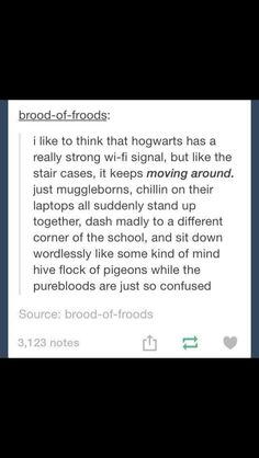 This is just wrong. In the book it clearly states that muggle technology doesn't work << You must be fun at parties<<<Agreed. WE KNOW is doesn't work, it's still a fun concept << yeah chill I love this it's great
