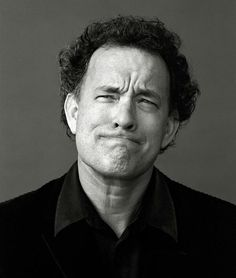 Tom Hanks. Probably my favorite actor. Simply great.