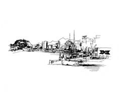 Pushwagner - Tanger Beach Oslo, Pop Art, Artists, Fine Art, Studio, Beach, Kunst, The Beach, Studios