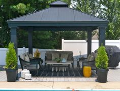 Hip Roof Design Ideas, Pictures, Remodel, and Decor - page 9