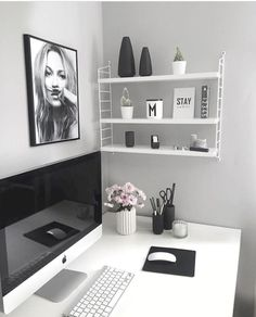 Awesome workspace bedroom ideas (21)