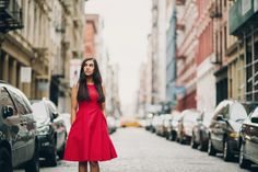 New York City Senior Portrait Photography
