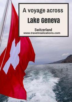 A voyage across lake Geneva! - Travel Realizations