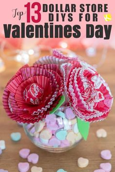 If you're looking for easy DIY Valentine's Day cards or Valentine's Day crafts for kids (
